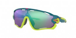 Oakley Jawbreaker Jolt Collection Matte Balsam/ Prizm Road Jade