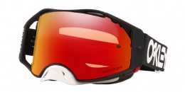 Oakley Airbrake MX Factory Pilot Black/ Prizm MX Torch