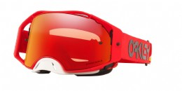Oakley Airbrake MX Heritage Stripe Red/ Prizm MX Torch