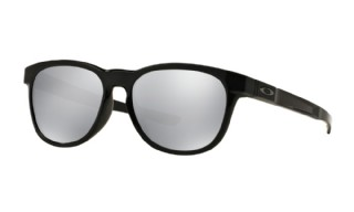 Oakley Stringer Polished Black/ Chrome Iridium