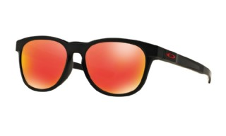 Oakley Stringer Matte Black/ Ruby Iridium