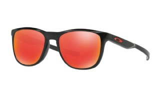 Oakley Trillbe X Polished Black/ Ruby Iridium