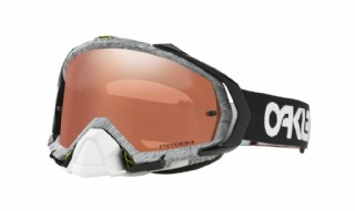 Oakley Mayhem Pro FP Thumbornt Black White/ Prizm MX Black