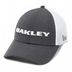 Oakley Heather New Era Snapback Hat/ Graphite
