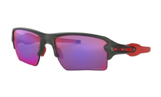 Oakley Flak 2.0 XL Matte Grey Smoke/ Prizm Road