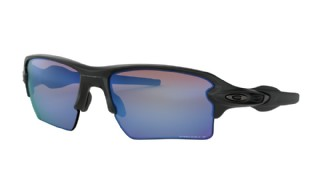 Oakley Flak 2.0 XL Matte Black/ Prizm Deep H20 Polarized