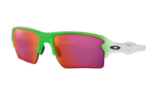Oakley Flak  2.0 XL Green Fade/ Prizm Field