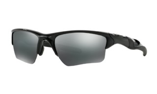 Oakley Half Jacket 2.0 XL Polished Black/ Black Iridium