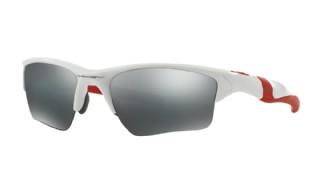 Oakley Half Jacket 2.0 XL Polished White/ Black Iridium