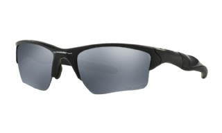 Oakley Half Jacket 2.0 XL Matte Black/ Black Iridium Polarized
