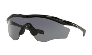 Oakley M2 Frame XL Polished Black/ Grey