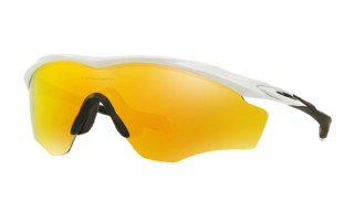 Oakley M2-Frame XL Polished White/ Fire Iridium