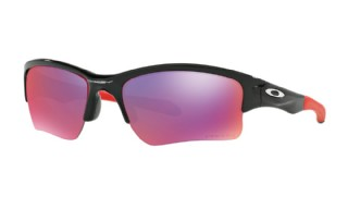Oakley Quarter Jacket Polished Black/ Prizm Road