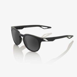 Ride 100% Campo Soft Tact Black/ Grey Peakpolar Lens