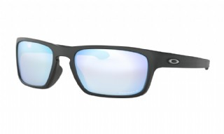 Oakley Sliver Stealth Matte Black/ Prizm Deep Water Polarized