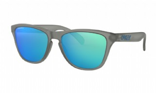 Oakley Frogskins XS (extra small) Matte Grey Ink/ Prizm Sapphire