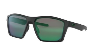 Oakley Targetline Matte Black/ Prizm Jade Polarized