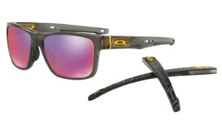 Oakley Crossrange Tour de France Collection Matte Grey Smoke/ Prizm Road