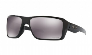 Oakley Double Edge Polished Black / Prizm Black iridium