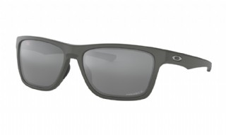 Oakley Holston Matte Dark Grey / Prizm Black Polarized