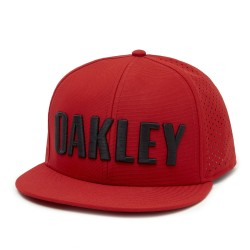 Oakley Perf Hat/ Red Line