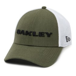Oakley Heather New Era Hat/ Dark Bush