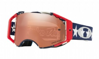 Oakley Airbrake MX Troy Lee Design Liberty RWB/ Prizm Black Iridium