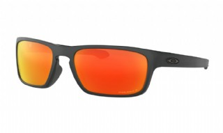 Oakley Sliver Stealth Matte Black/ Prizm Ruby Polarized