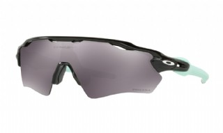 Oakley Radar EV XS (extra small) Polished Black/ Prizm Black Iridium