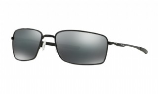 Oakley Square Wire Polished Black / Black Iridium