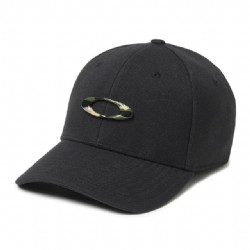 Oakley Tincan Cap/ Black Graphic Camo