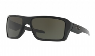 Oakley Double Edge Matte Black/ Dark Grey