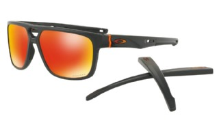 Oakley Crossrange Patch Aero Flight Matte Carbon/ Prizm Ruby