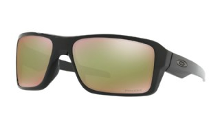 Oakley Double Edge Polished Black/ Prizm Shallow H20 Polarized