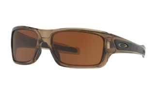 Oakley Turbine XS Brown Smoke / Dark Bronze