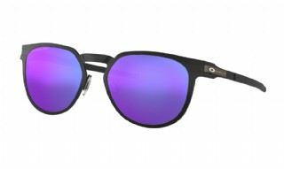 Oakley Diecutter Satin Black / Violet Iridium Polarized
