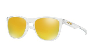 Oakley Trillbe X Polished Clear/ 24K Iridium