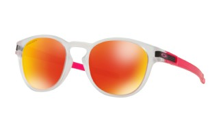 Oakley Latch Crystal Pop/ Prizm Ruby