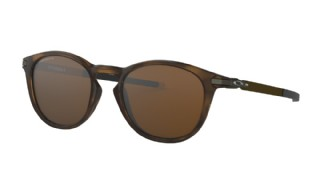 Oakley Pitchman R Polished brown Tortoise / Prizm Tungsten Polarized