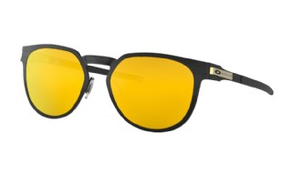 Oakley Diecutter Satin Black/ 24K Iridium