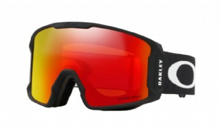 Oakley Line Miner Matte Black / Prizm Snow Torch Iridium
