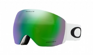 Oakley Flight Deck Matte White/ Prizm Jade