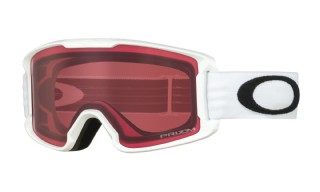 Oakley Line Miner Youth Matte White / Prizm  Snow Rose