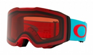 Oakley Fall Line Caribbean Sea Red / Prizm Rose