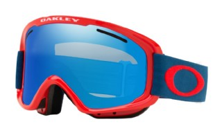 Oakley O Frame 2.0 XM Poseidon Red / Black Ice Iridium & Persimmon