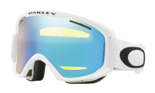 Oakley O Frame 2.0 XM Matte White / HI Yellow & Dark Grey