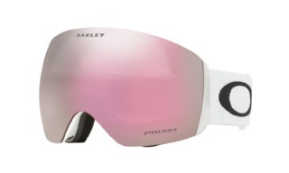 Oakley Flight Deck Matte White/ Prizm HI Pink Iridium