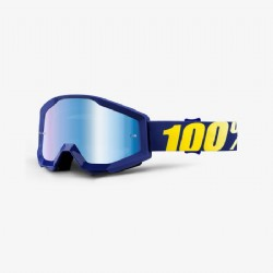 100% Strata Goggle Hope/ Mirror Blue