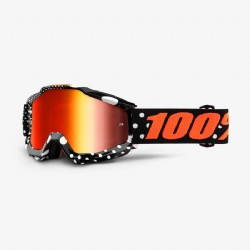100% Accuri Goggle Gaspard/ Mirror Red