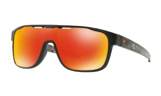 Oakley Crossrange Shield Matte Black Prizmatic/ Prizm Ruby